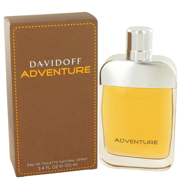 Perfume Masculino Adventure Davidoff Eau De Toilette 100 ML