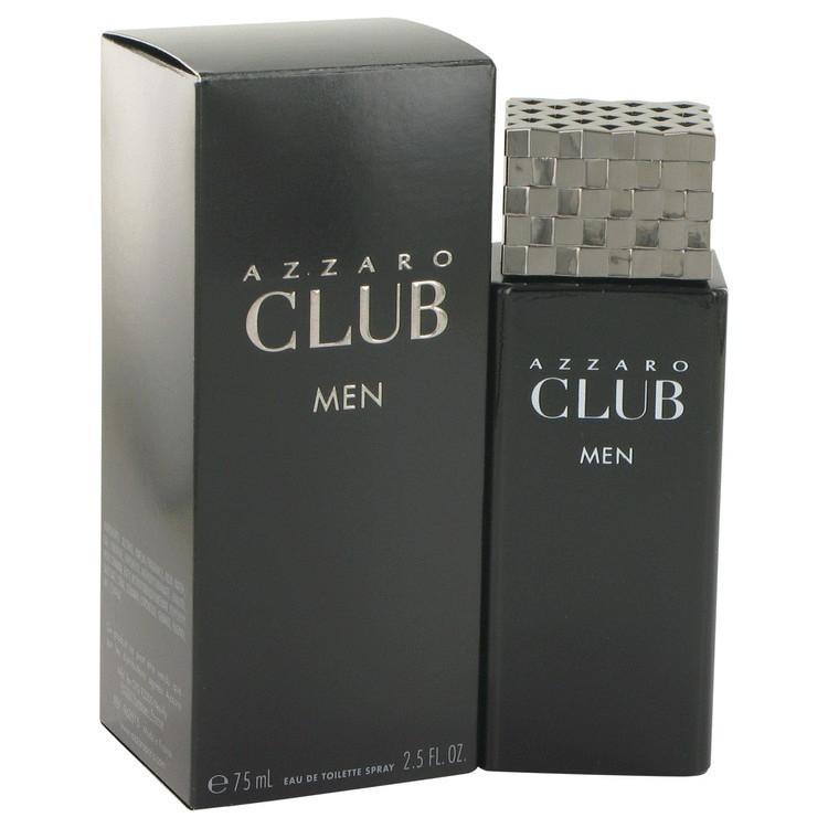 Perfume Masculino Azzaro Club Men Eau De Toilette 75 ML