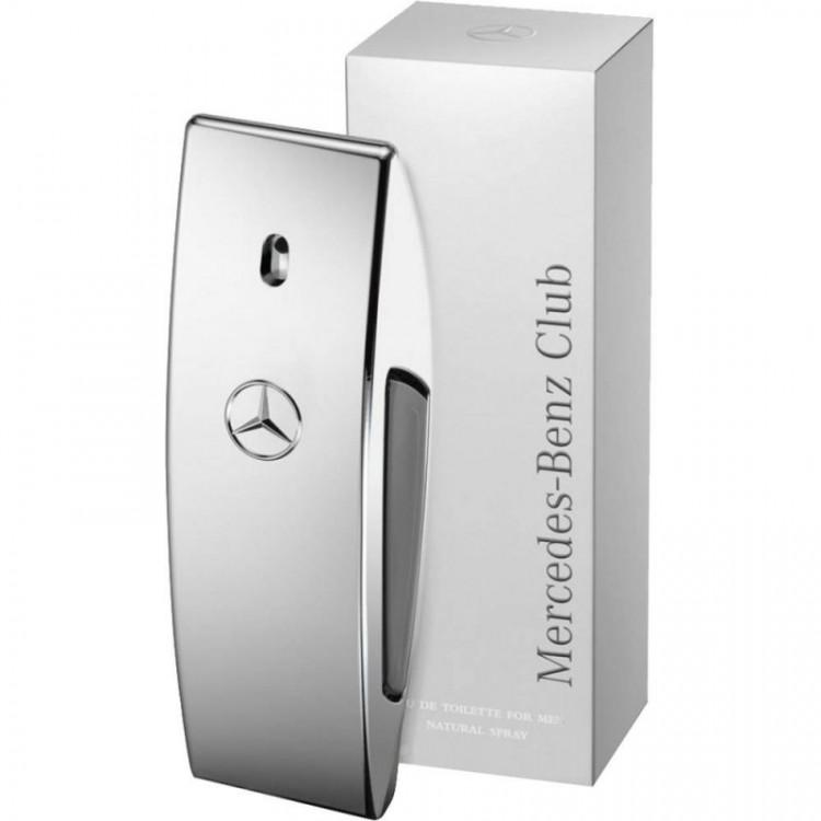 Perfume Masculino Mercedes Benz Club Eau de Toilette 100 ML