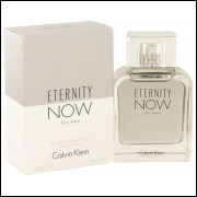 Perfume Calvin Klein Eternity Now Masculino Eau de Toilette 100 ML