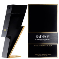 Perfume Bad Boy Carolina Herrera Masculino Eau de Toilette 100 ML