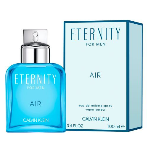 Perfume Eternity Air Men Calvin Klein Toilette 100 Ml